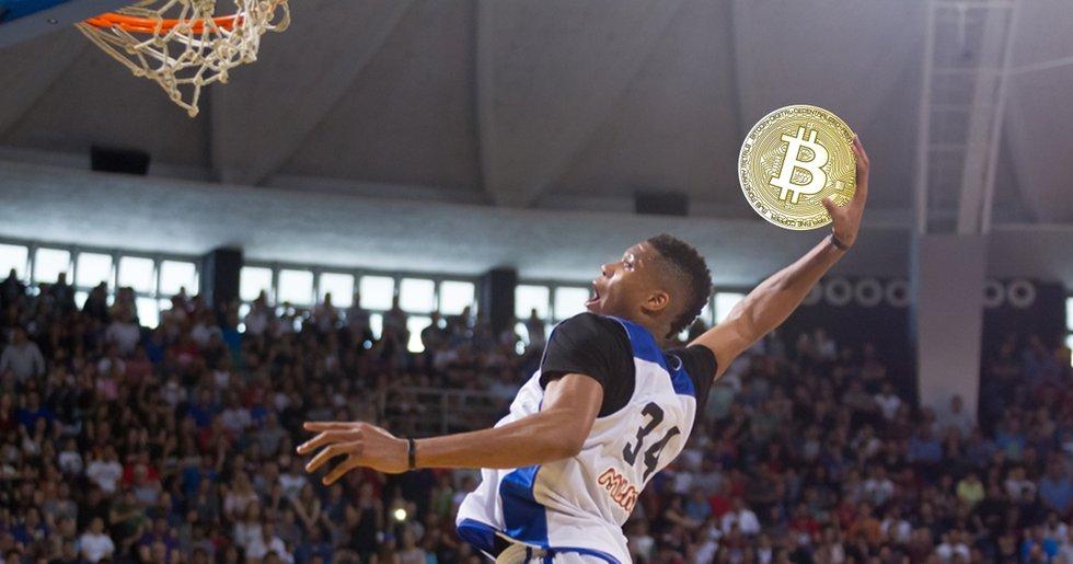 Basketligan NBA släpper kryptospel tillsammans med skaparna av Cryptokitties