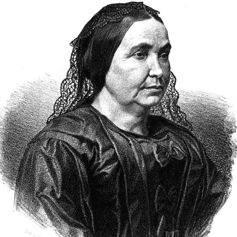 Emilie Flygare Carlén — Sveriges första deckardrottning