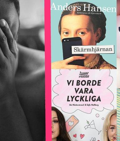 5 böcker om psykisk ohälsa och hur du hanterar den