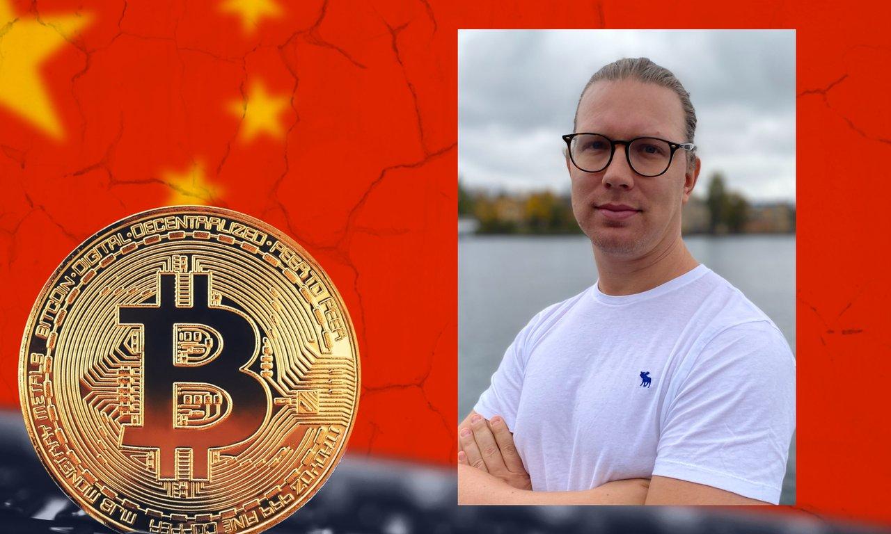 Martin Byström: Därför är Kinas mining-förbud bra för bitcoin.