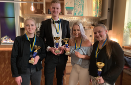 Två silver till Sverige i Nordiska Mästerskapen