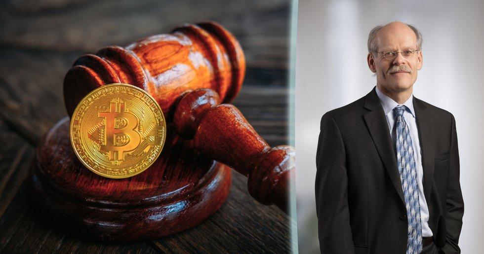Riksbankschefen Stefan Ingves tror på hårdare reglerad kryptomarknad