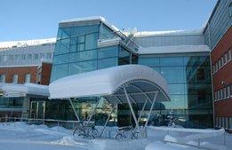 Kiruna flyttar kulturbyggnader med stratosfäriska ballonger (April april!)
