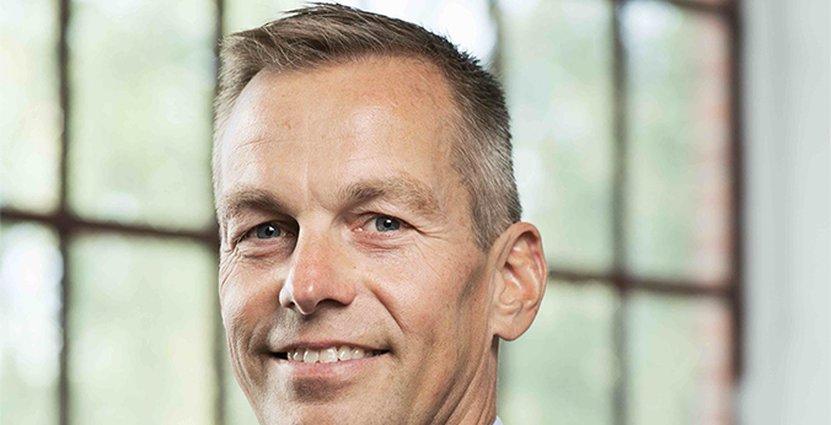 Vd Jesper Johansson blir att fortsätta utveckla Restaurangakademiens<br />  roll som kunskapshöjare. Foto: Restaurangakademien