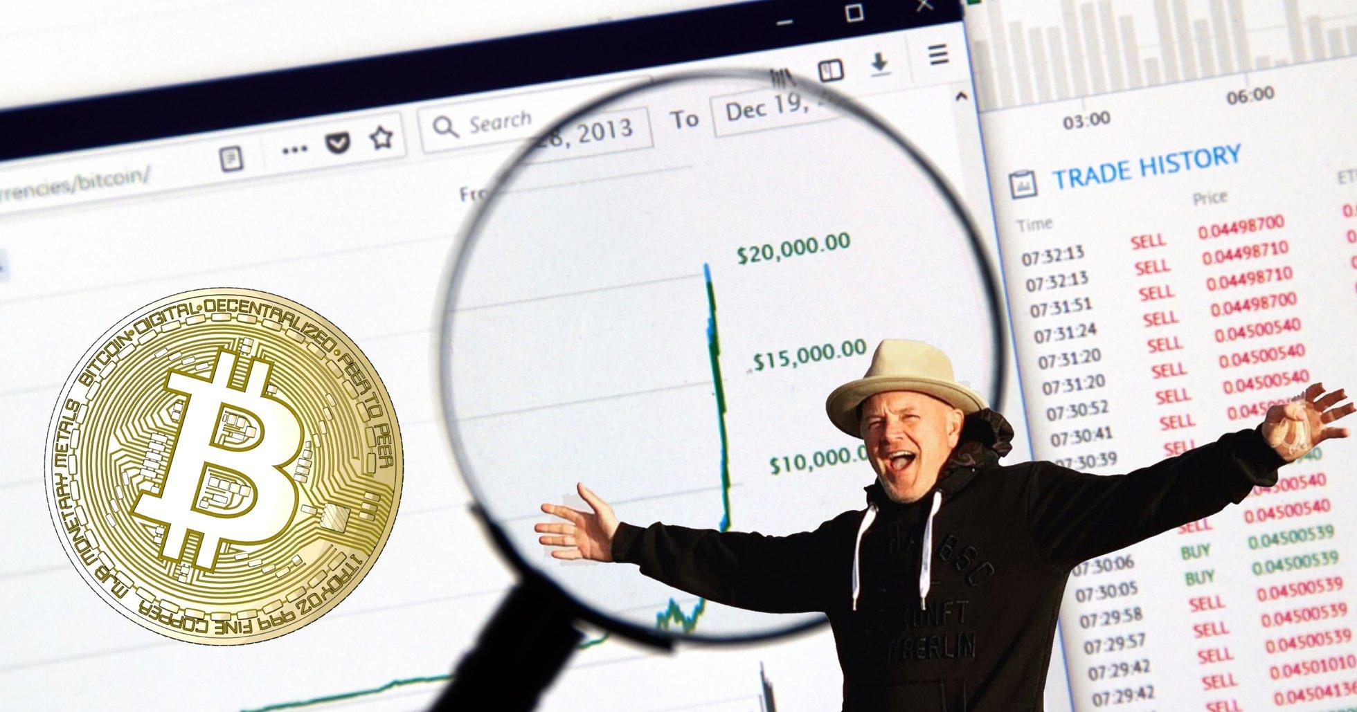 Miljardären Mike Novogratz: Bitcoinpriset kommer att nå 20 000 dollar innan året är slut