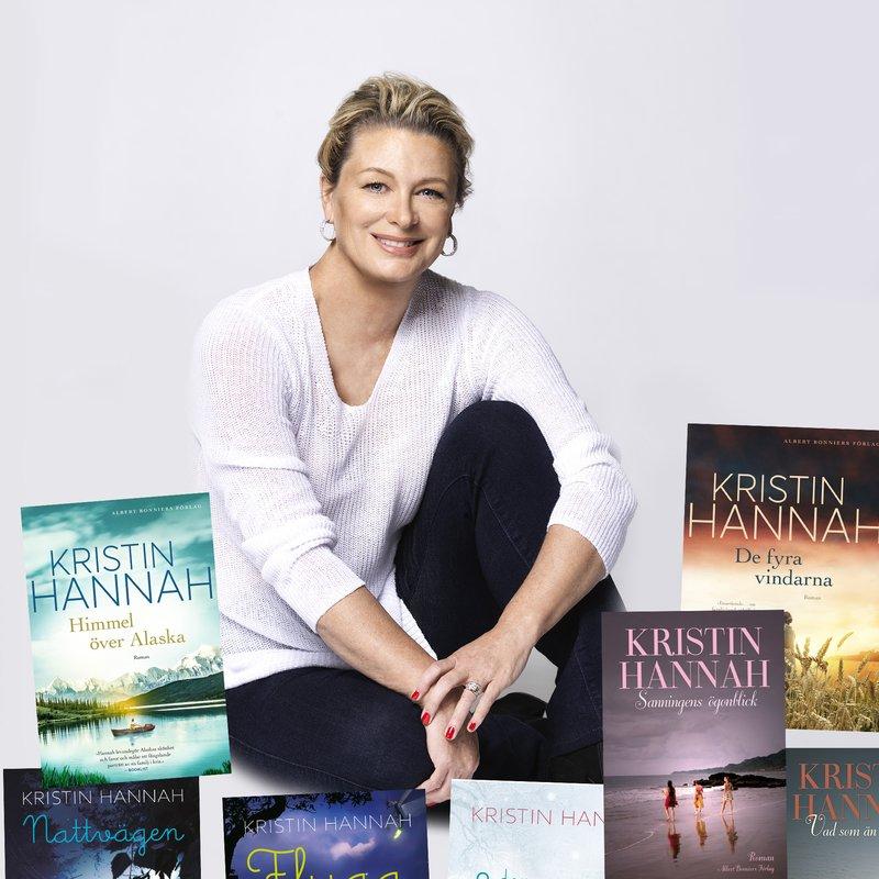 Älskade Kristin Hannah - här är böckerna på svenska