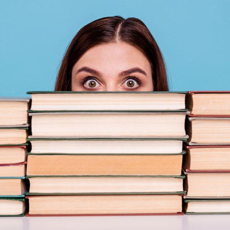 Glömt ditt nyårslöfte? Här är 8 snabblästa böcker