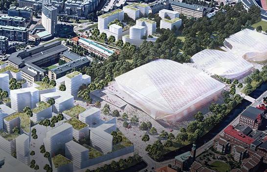 Ja till arenabygge i Göteborg
