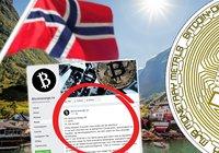 Norsk kryptobörs vill tvångssälja användarnas kryptovalutor
