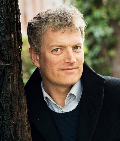 Lars Mytting är mannen som kan allt om ved och episka romaner