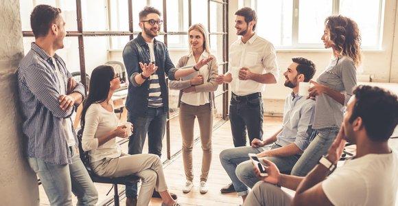 Bra kollegor viktigare än hög lön