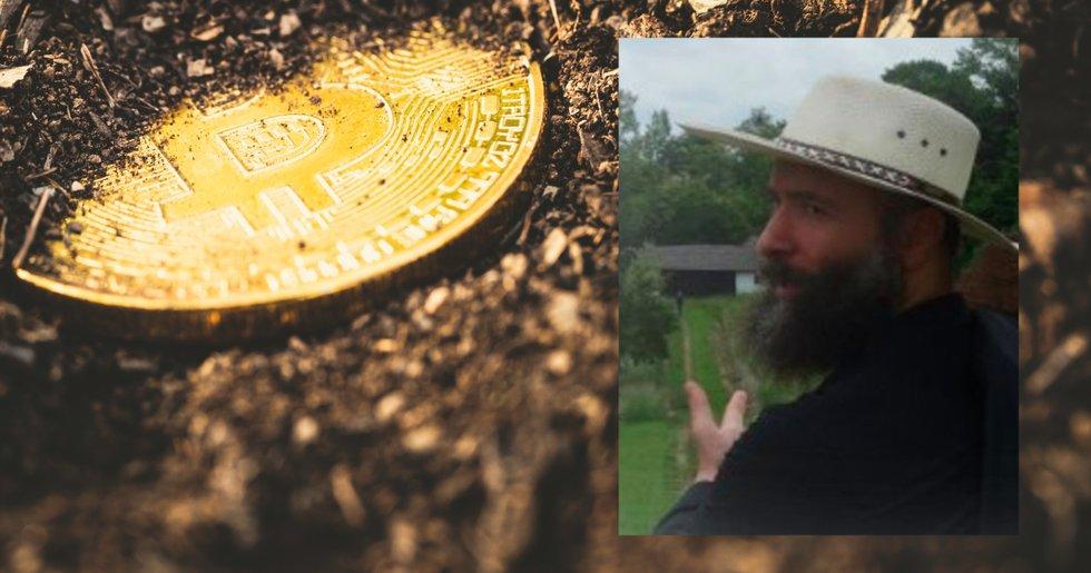 Kryptomiljardär död – nu kan bitcoin värda 17 miljarder vara förlorade för alltid.