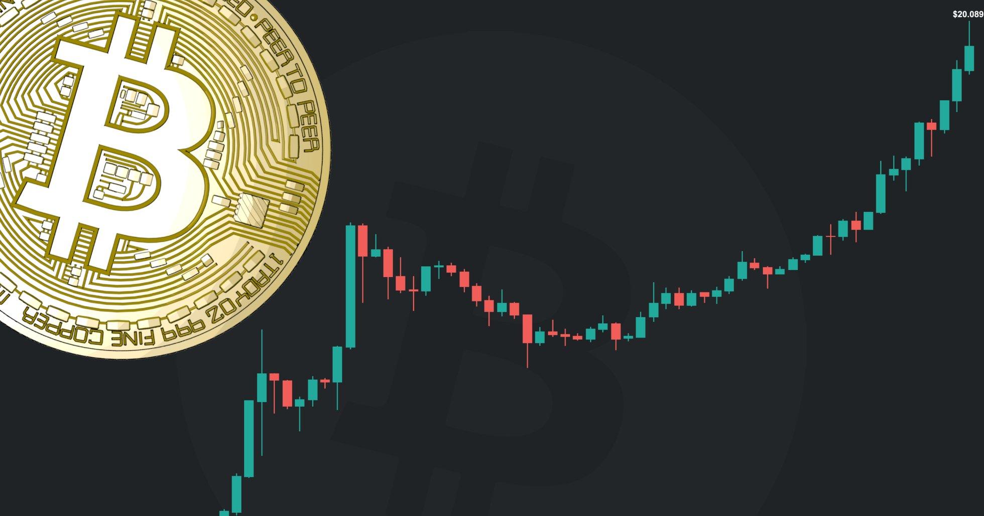 Bitcoin börjar likna en stablecoin – påminner om rörelser från början av 2017.