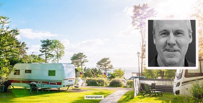 Borstahusen rankas som femstjärnig i årets camping-klassificering. Foto: Mötesplats Borstahusen, SCR