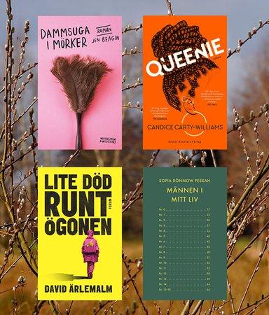 11 böcker som kan bli vårens kultursnackisar