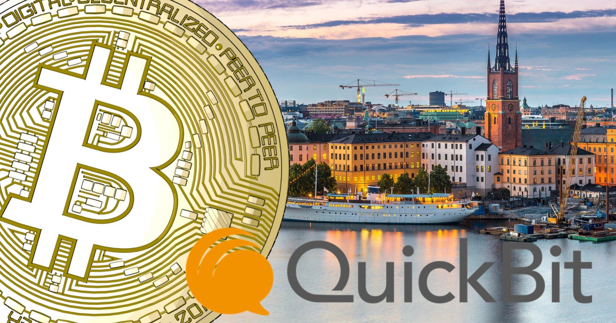 Storägare säljer aktier i kryptobolaget Quickbit – gör vinst på 1 100 procent.