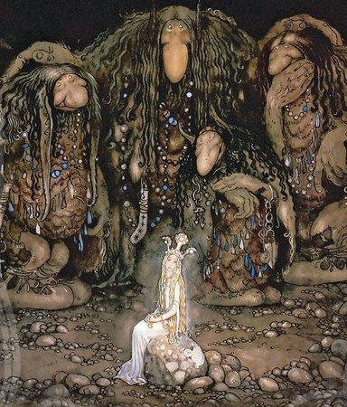 9 barnböcker om nordisk mytologi och folktro