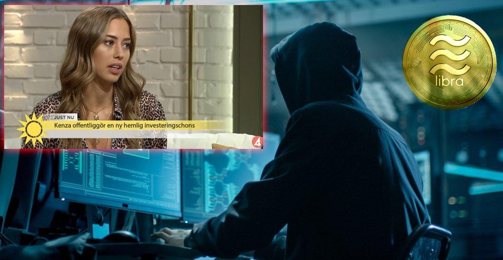 Kenza Zouiten utnyttjas i nya bedrägeriet Libra Method