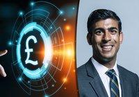 Storbritannien undersöker möjligheterna att lansera ett digitalt pund