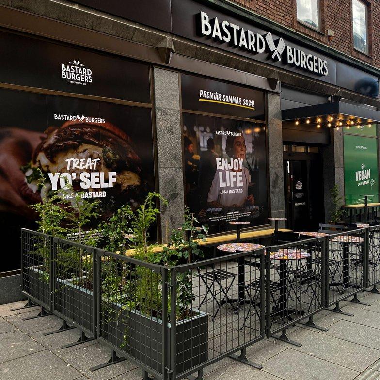 Bastard Burgers öppnar i Borås idag