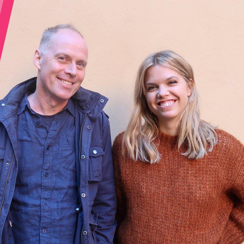 """Geir Gulliksen möter Flora Wiström: """"Jag tror att vi blir till genom andra"""""""
