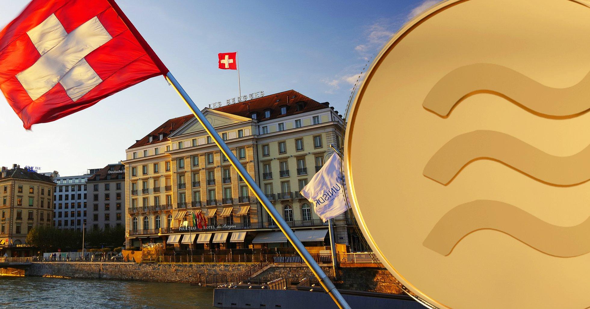 Libra Association ansöker om licens för att bli betaltjänst i Schweiz.