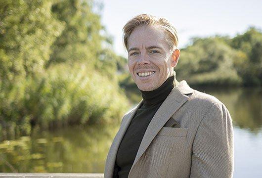 <b>Linus Jonkman i samtal med Anders Sjöqvist</b>