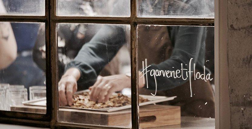 På Garveriet vill man skapa en diskussion kring hållbarhet, mat och råvaror. Foto: Garveriet