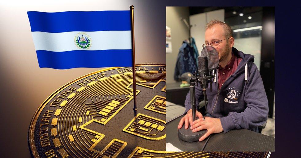 Svenska kryptobolaget Bitrefill satsar i El Salvador.