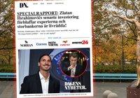 Zlatan Ibrahimovic utnyttjas i bedrägeriet Bitcoin Revolution