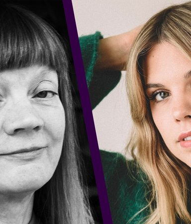 Flora Wiström möter Gun-Britt Sundström: