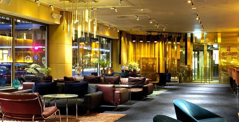 Scandic Anglais är ett av hotellkedjans Stockholmshotell. Foto: Scandic