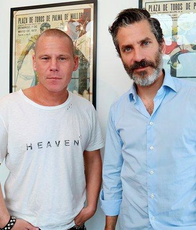 """Mons Kallentoft och Jens Lapidus om noir: """"En känsla av att allt redan är för sent"""""""