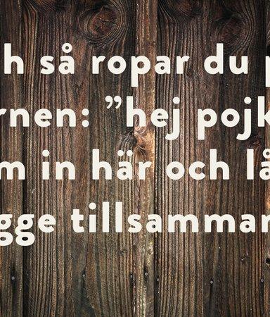 Hygge - med deckargiganten Jussi Adler Olsen