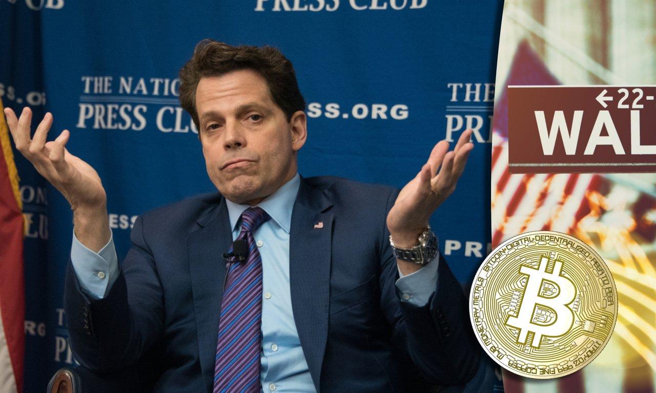 Trumps kommunikationschef kan bli först med bitcoincertifikat på New York-börsen