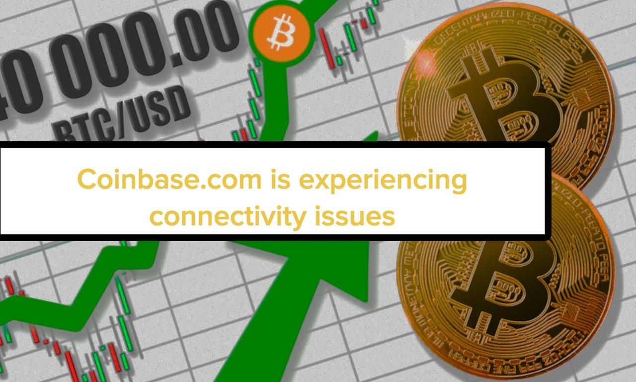 Bitcoinpriset slår nytt rekord – då kraschar jättebörsen Coinbase