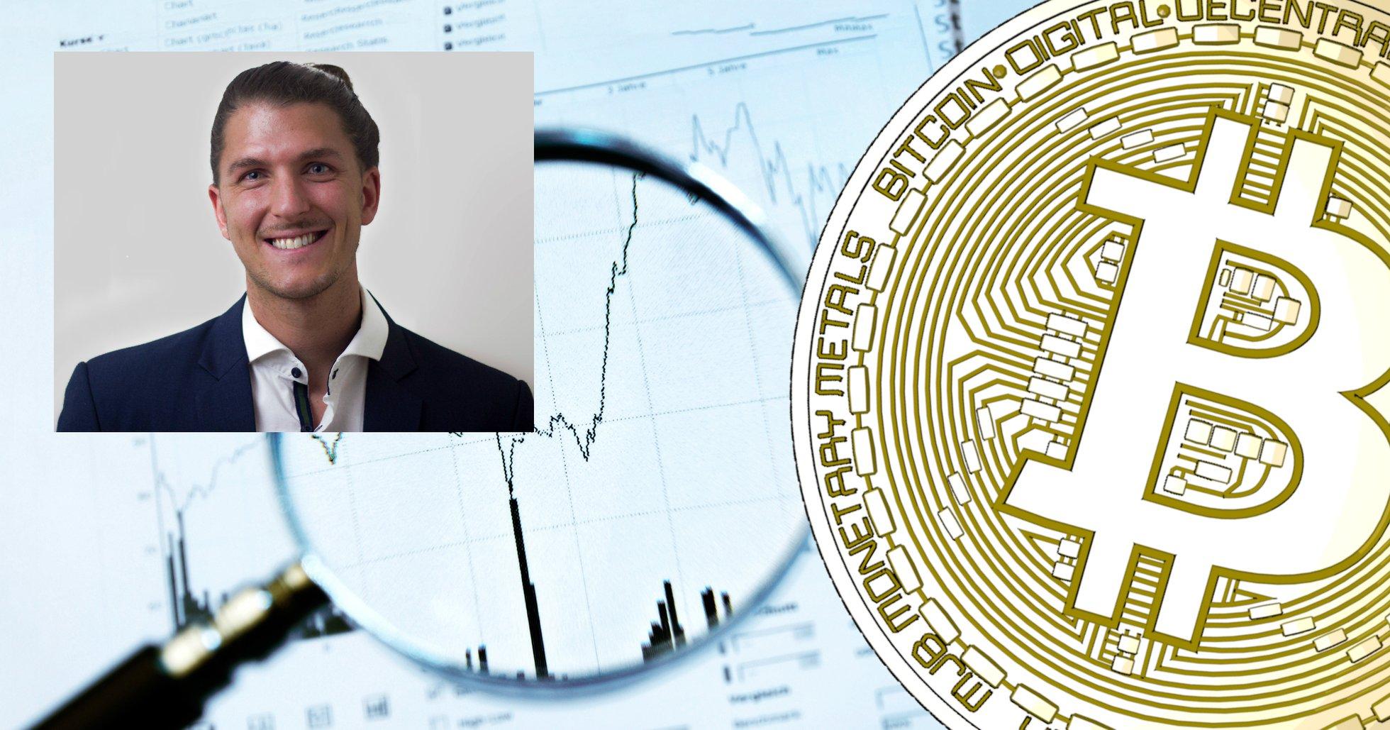 Dennis Sahlström: Så gör du en heltäckande teknisk analys för kryptovalutor.