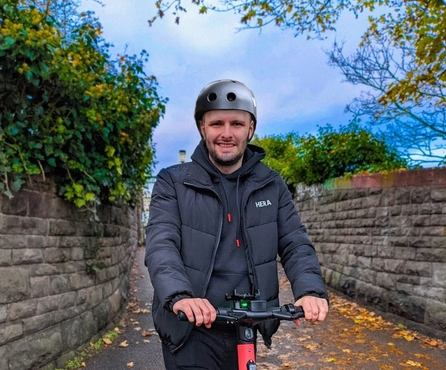 E-scooting takes off in Bristol —a rider tells us why Voi is a hit