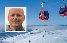 Trygghet högsta prio för Skistar Åre nya destinationschef