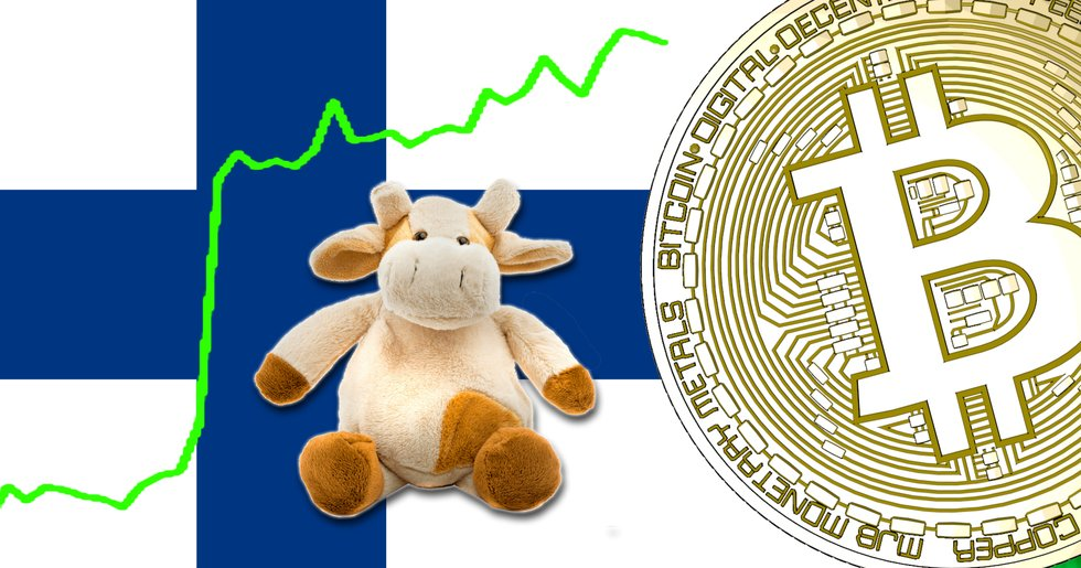 The bull run of the cryptomarkets continues, and in Finland 3.300 people will recieve a tax shock of 30 million euro.