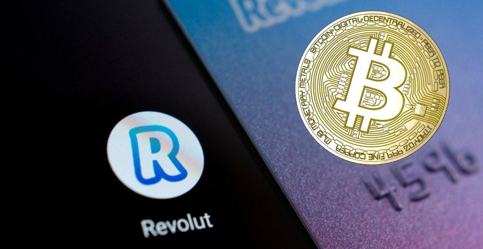 Brittiska kryptobanken Revolut värderas till 53 miljarder kronor efter ny investeringsrunda
