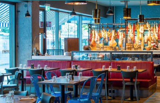 Jamies Italian i konkurs – svenska restaurangen opåverkad