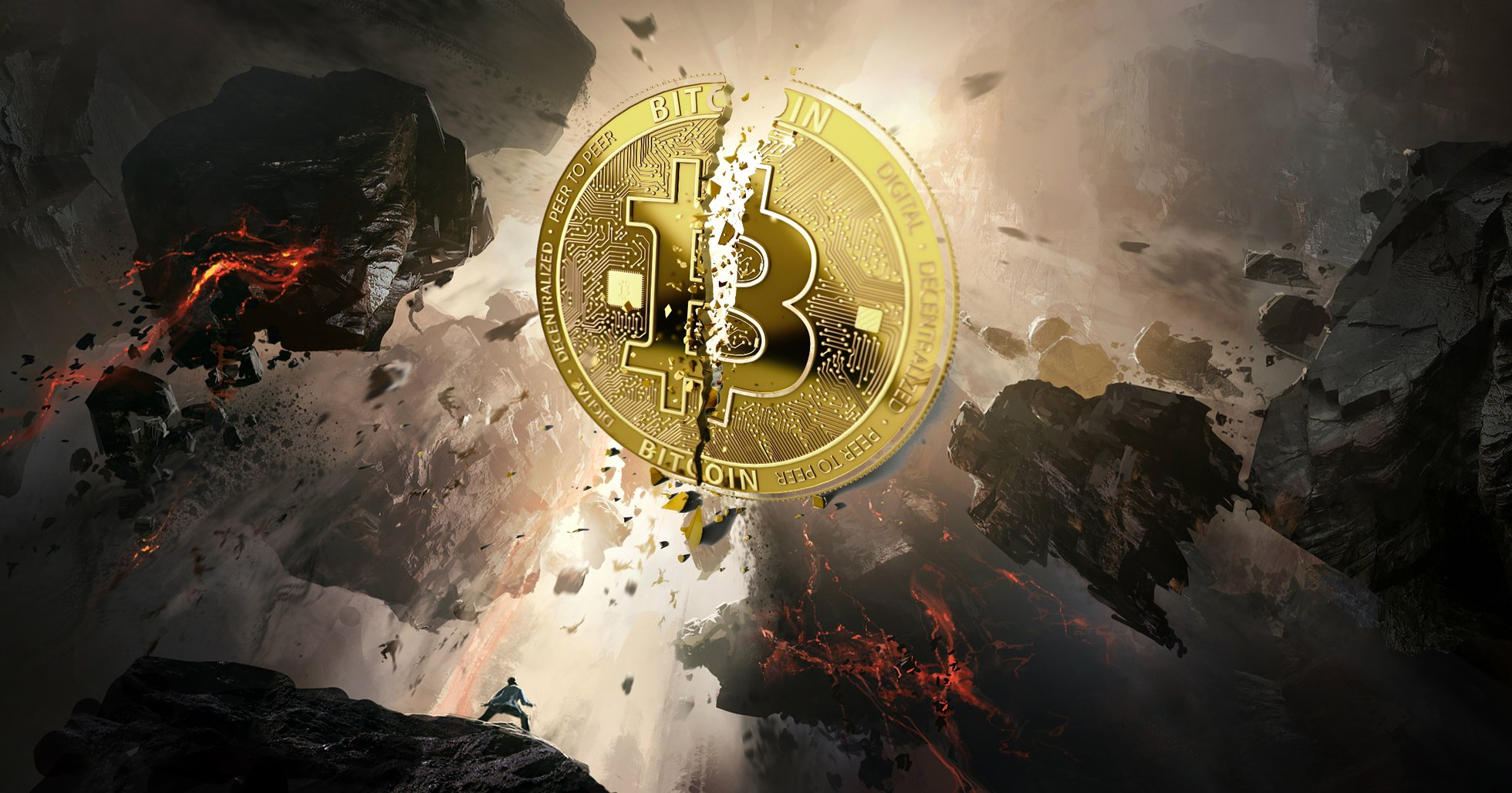 Ny data visar: Bitcoins kollaps orsakades av jättelik säljorder på 11,6 miljarder.