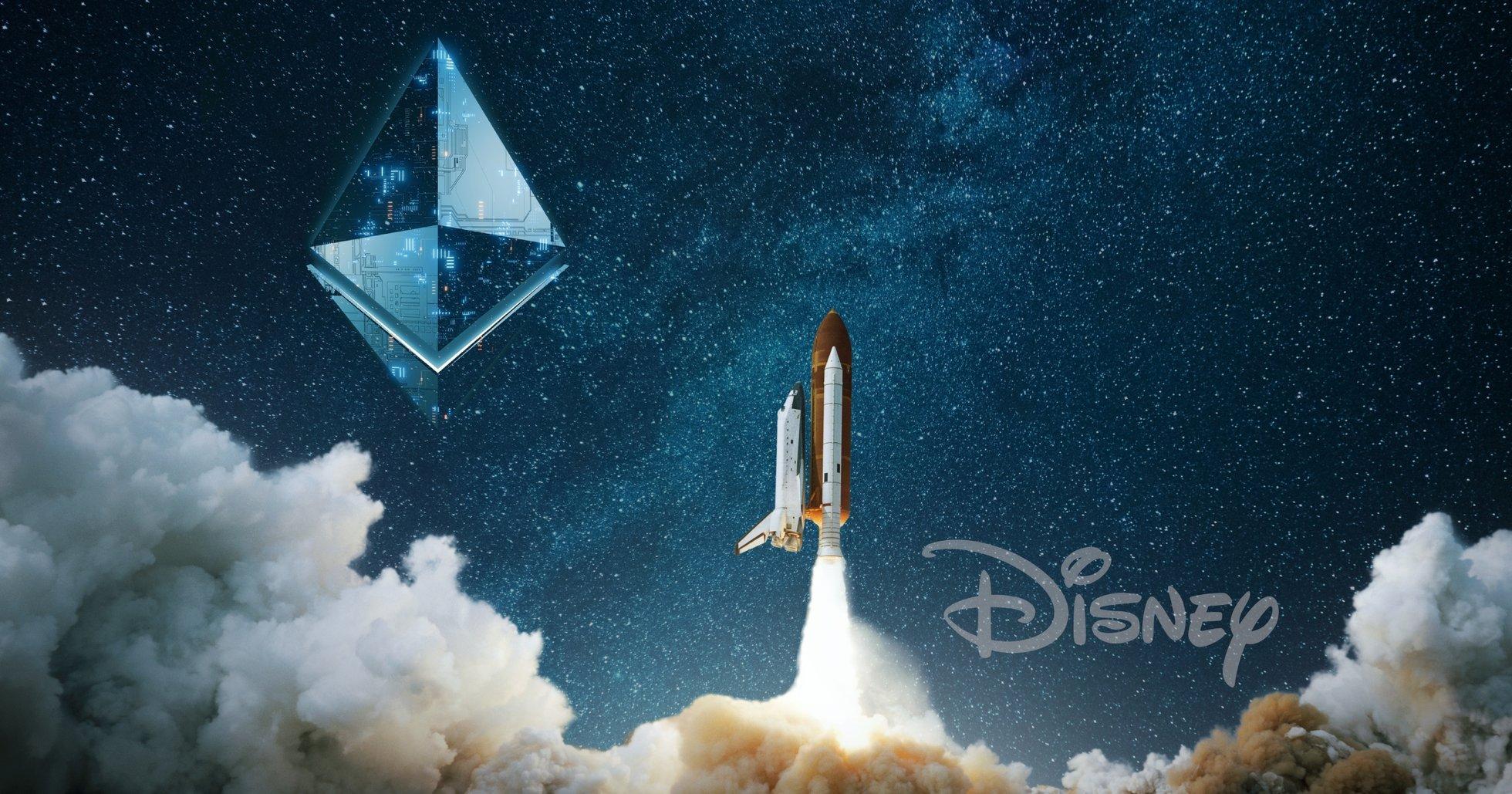 Priset på ethereum passerar 3 000 dollar – har högre marknadsvärde än Disney