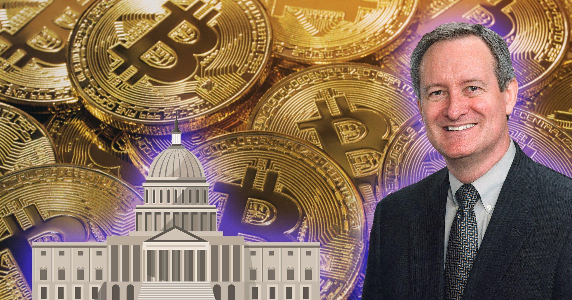 Amerikanska senatorn: Vi skulle inte kunna förbjuda kryptovalutor även om vi ville det
