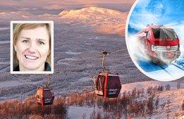 Nytt fjälltåg till norrländska skidanläggningar