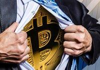 Bitcoinpriset vägrar falla under 30 000 dollar – stark ackumulering fortsätter
