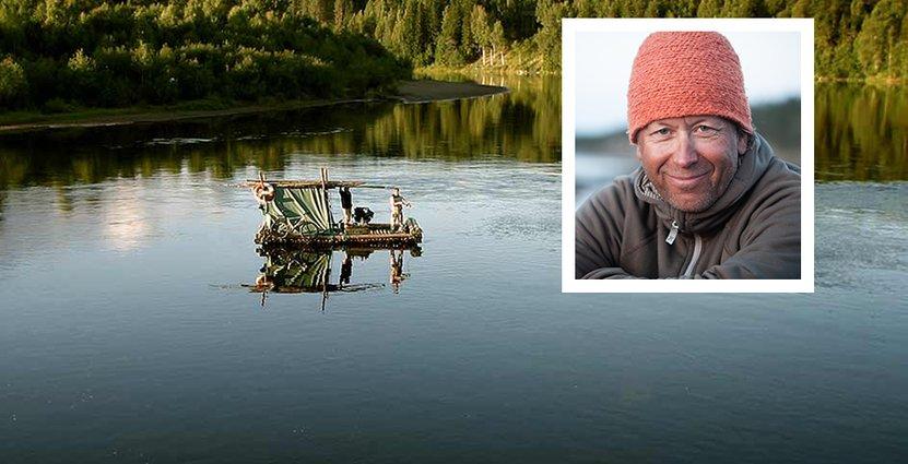 Småföretagen inom naturturismen drabbas hårt i coronakrisen, säger oakim Hermanson, generalsekreterare för Naturturismföretagen. Foto: Hipfel/Starck
