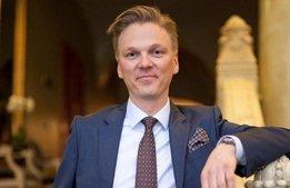 Han blir ny vd för Stordalens hotellutvecklingsbolag