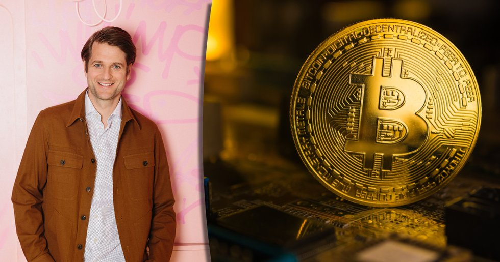 Klarna-vd kritiserar företagsledare som gör reklam för bitcoin